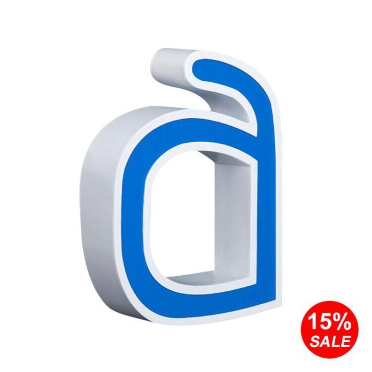 led letter sign