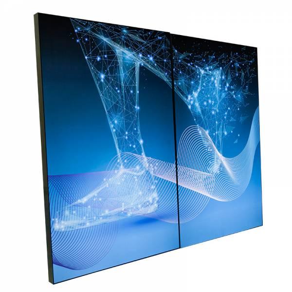 fabric panoramic lightbox